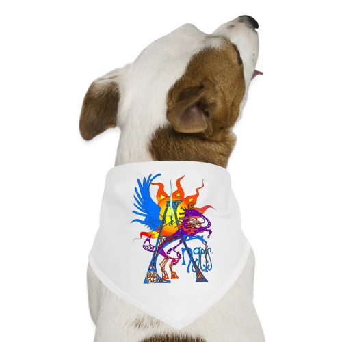 Angel Messenger - Dog Bandana