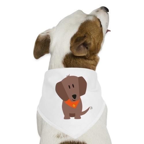 Dackel Oskar - Hunde-Bandana