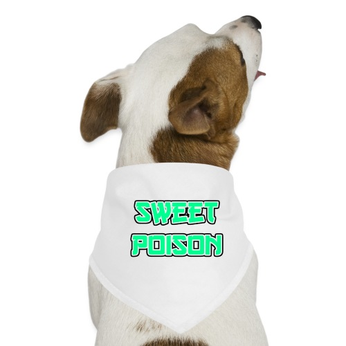 Sweet Poison - Hunde-Bandana