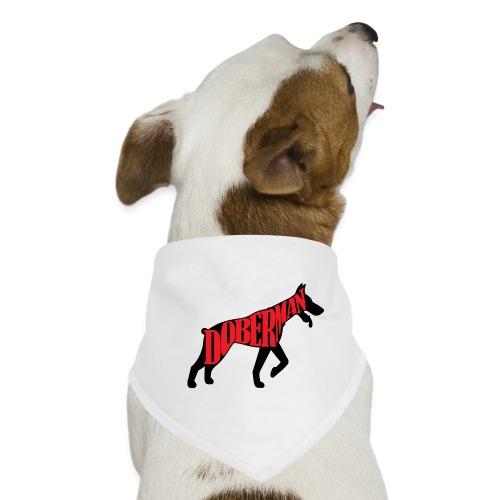 Doberman Superhero - Bandana pour chien
