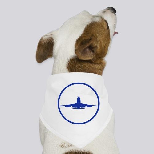 IVAO (symbole bleu) - Bandana pour chien