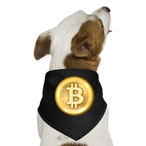 Bitcoin Gold Coin - Dog Bandana