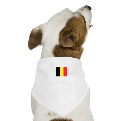 vlag be - Honden-bandana