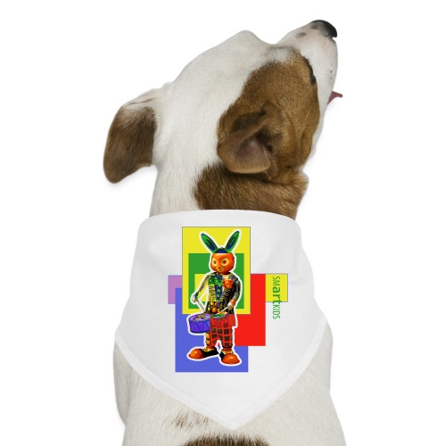 smARTkids - Slammin' Rabbit - Dog Bandana