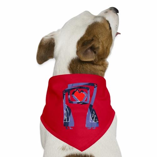 Love birds - Honden-bandana
