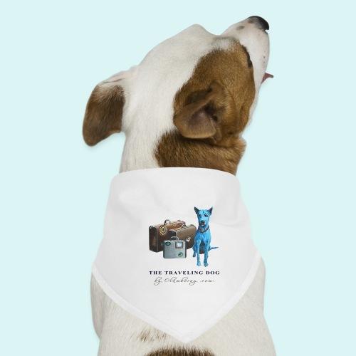 Laly Blue Big - Dog Bandana