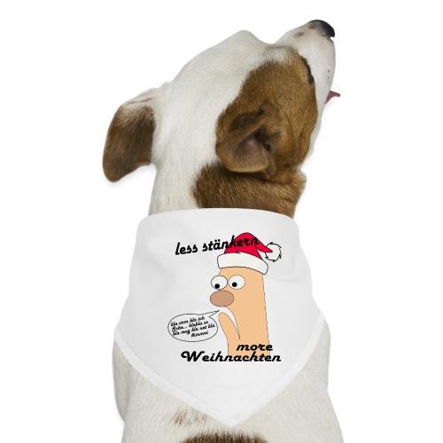 more Weihnachten - Hunde-Bandana