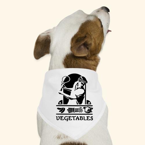 tennis vegetable - Bandana pour chien