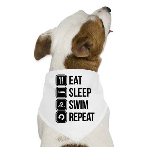 zwemmen - Honden-bandana