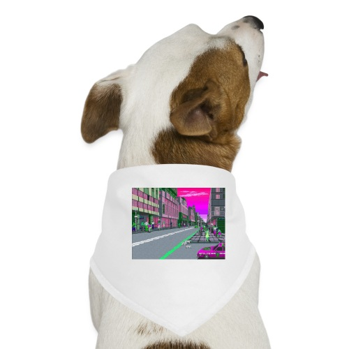 Game City 80's - Bandana per cani