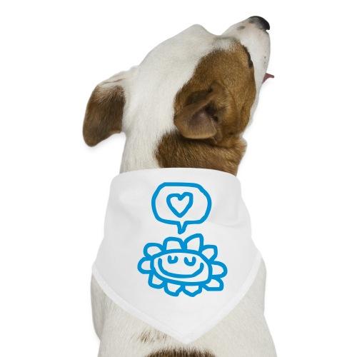 bloem2 - Honden-bandana