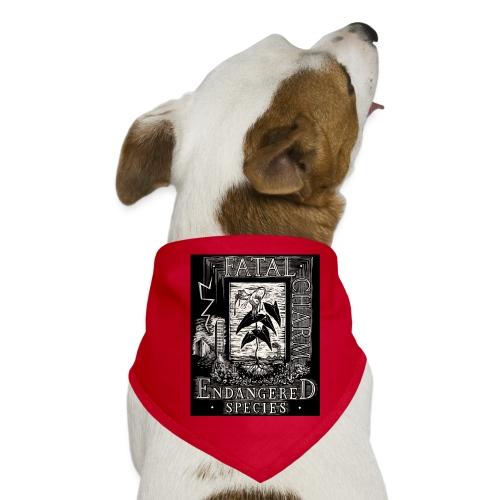 fatal charm - endangered species - Dog Bandana