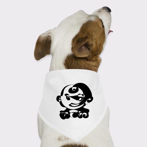 Suesses Baby Lineart Style - Hunde-Bandana