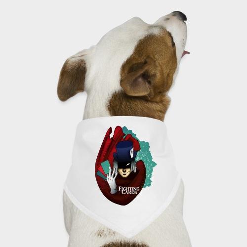 Fighting cards - Magicien - Bandana pour chien