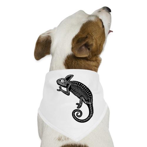 Chameleon Skeleton - Honden-bandana