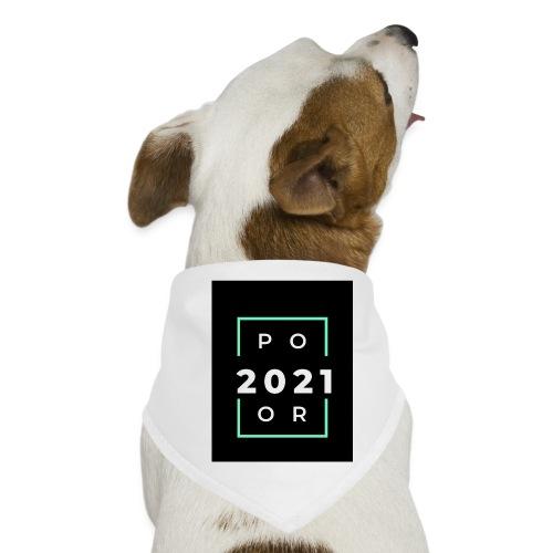 Poor 2021 - Bandana pour chien