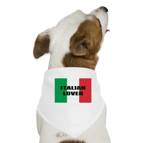 ITALIAN LOVER - Bandana per cani