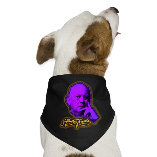 Aleister Crowley - Dog Bandana