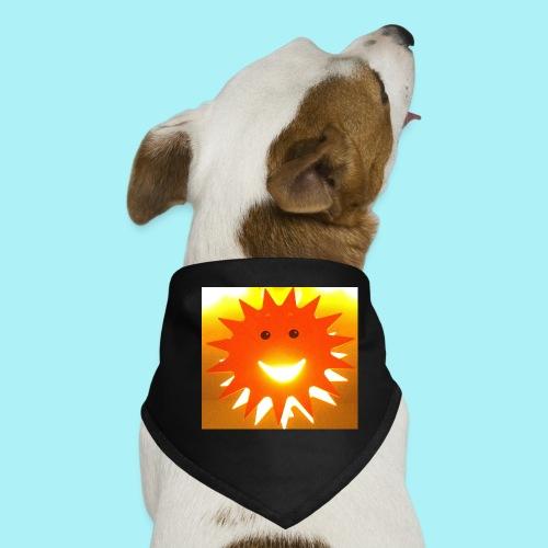 Soleil Souriant - Bandana pour chien