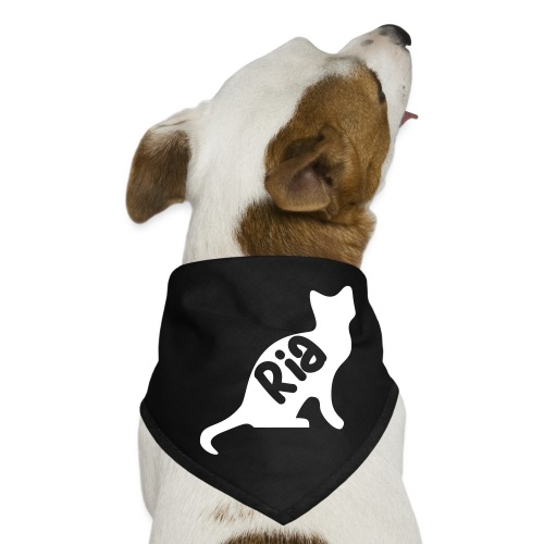 Team Ria Cat - Dog Bandana