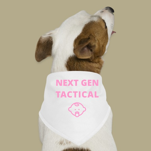 Tactical Baby Girl - Honden-bandana
