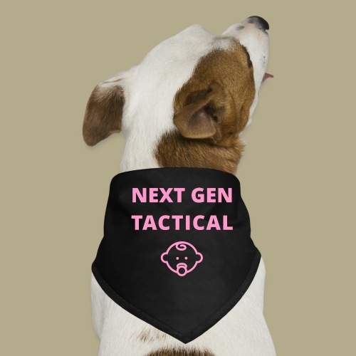 Tactical Baby Girl - Honden-bandana