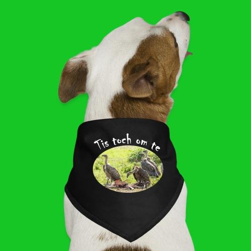Om te gieren - Honden-bandana