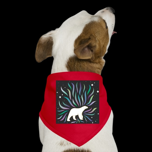 polar ours - Bandana pour chien