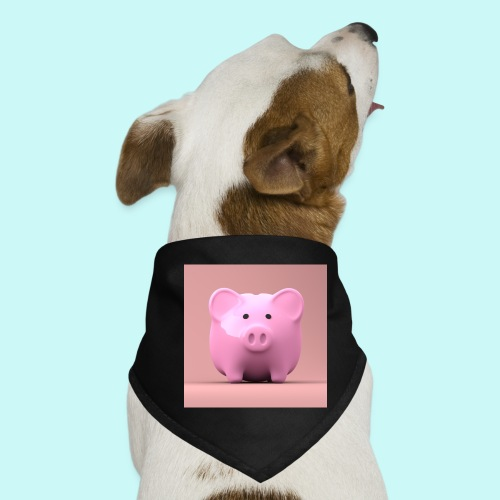 piggy - Dog Bandana