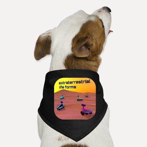 Leben auf dem Mars - Dog Bandana