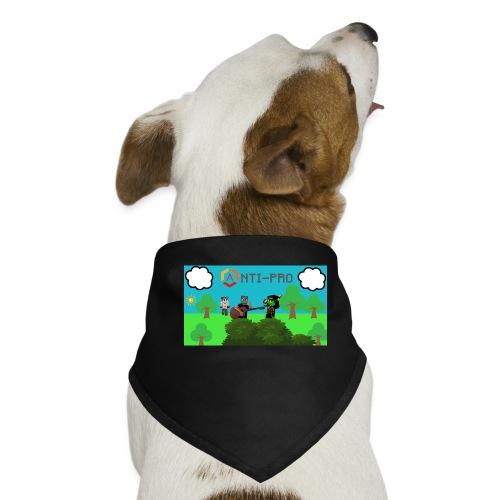 Maglietta Immagine Mario Anti-Pro - Bandana per cani