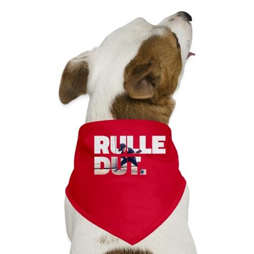 Rulledut - Bandana til din hund