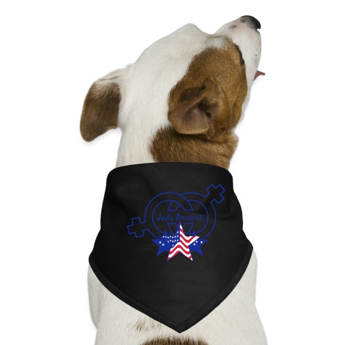 TRI-NITY - Pañuelo bandana para perro