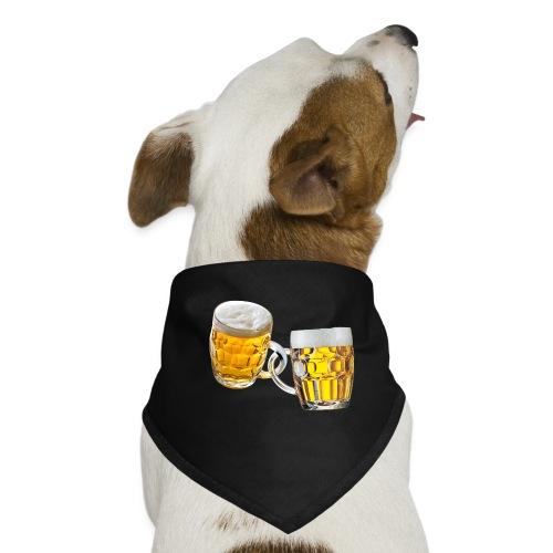 Boccali di birra - Bandana per cani