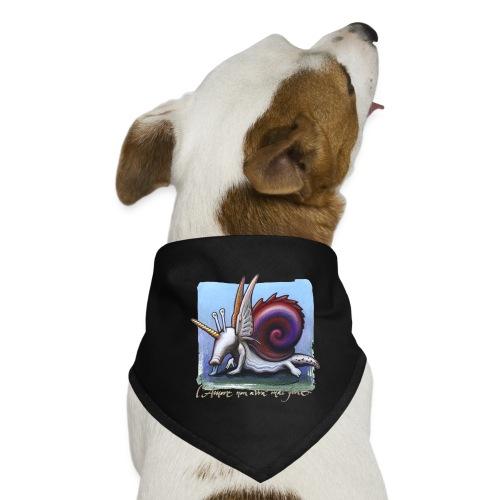Unichiocciolo - Bandana per cani