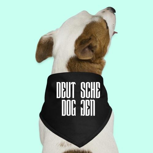 Jackendoggenschrift - Hunde-Bandana
