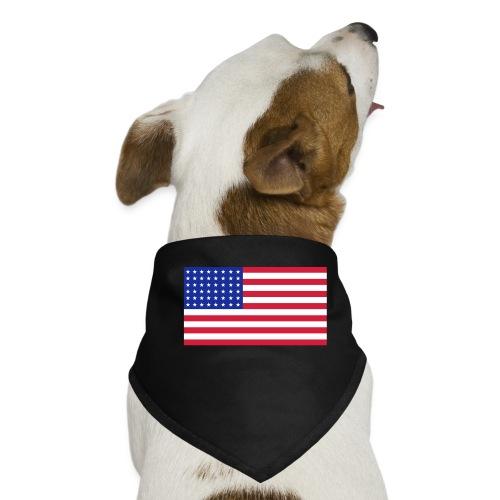 AVM 48 star flag in 3 color RGB VECTOR - Honden-bandana