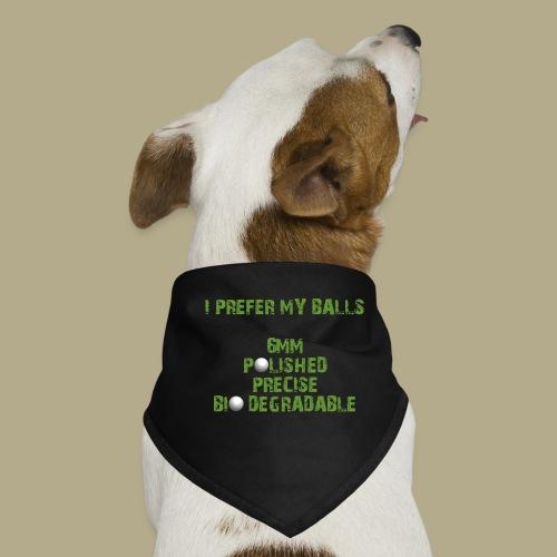 BALLS - Honden-bandana