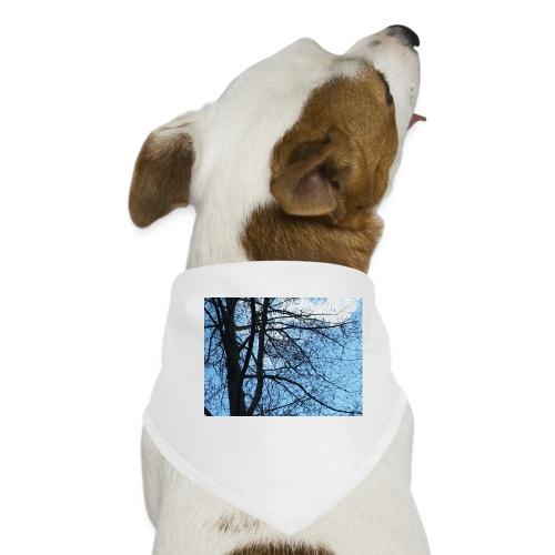 Baum im Frühling - Hunde-Bandana