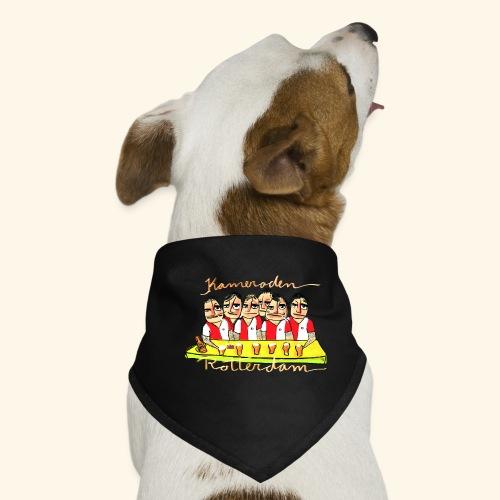 Kameraden Feyenoord - Honden-bandana