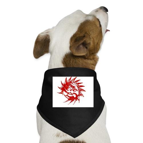 A RED SUN - Dog Bandana