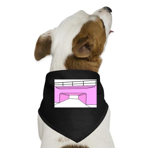 Pink Tunnel - Hundsnusnäsduk