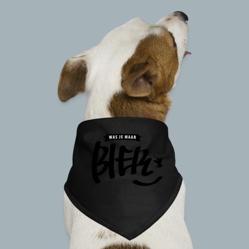 Bier Premium T-shirt - Honden-bandana