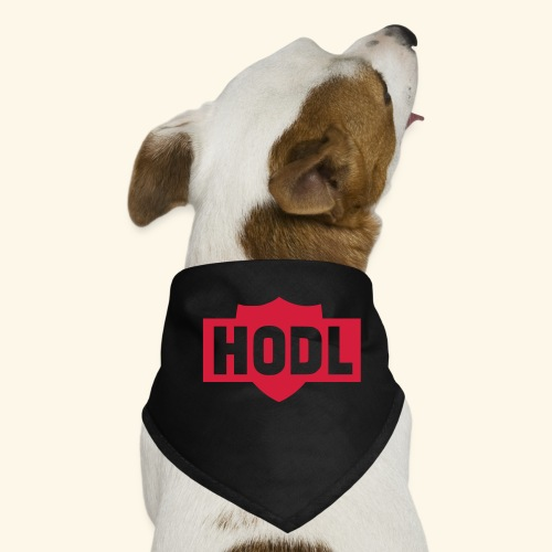 HODL TO THE MOON - Koiran bandana
