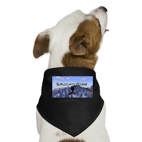 Minecarft merch - Hunde-Bandana