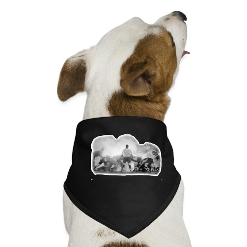 Rugby Scrum - Dog Bandana