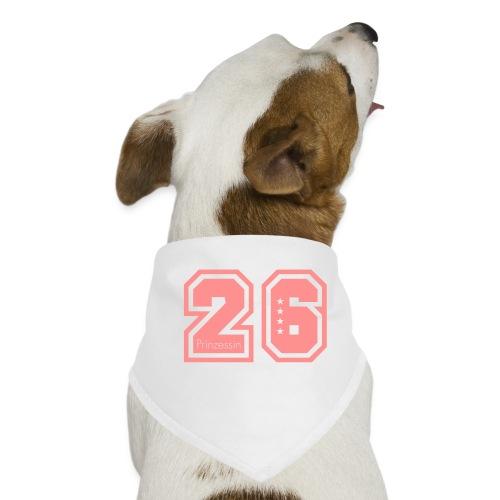 Prinzessin 26 - Hunde-Bandana