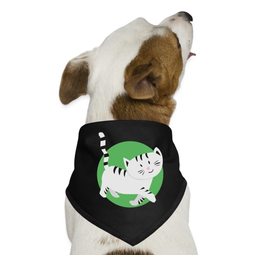 Katze Mimi Miau - Hunde-Bandana