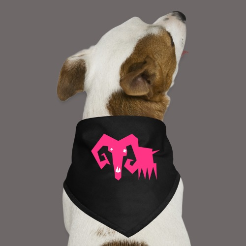 grosse ziege - Hunde-Bandana