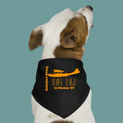 dornier_tx_orange2 - Bandana pour chien
